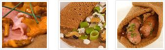En dégustation dans les meilleures crêperies de Bretagne !